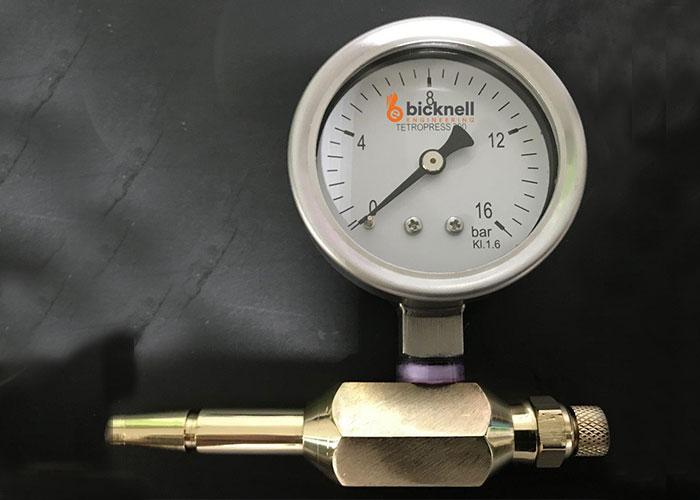 Pressure Tester for BOC